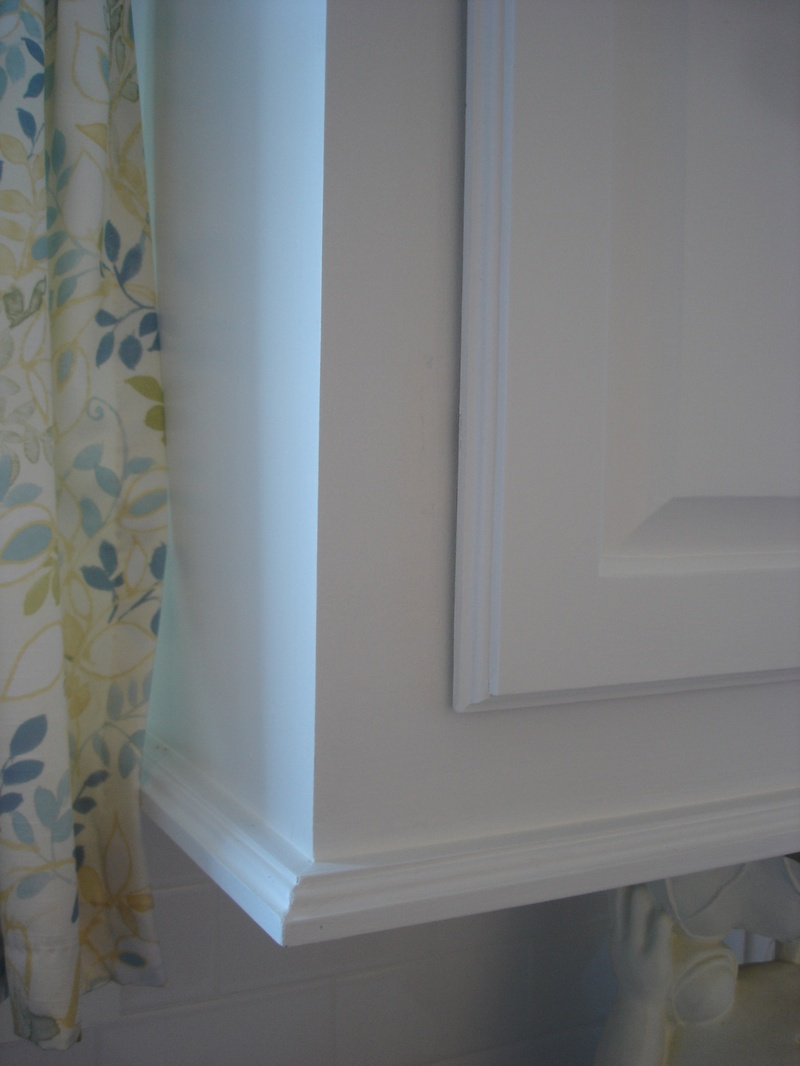 Cabinet Re-facing